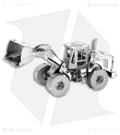 CAT Wheel Loader - Fascinations Metal Earth 3D Laser Cut Steel Models