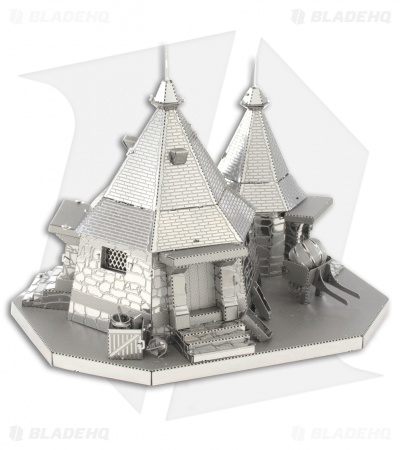 Harry Potter Hagrid's Hut - Fascinations Metal Earth 3D Laser Cut Steel Models