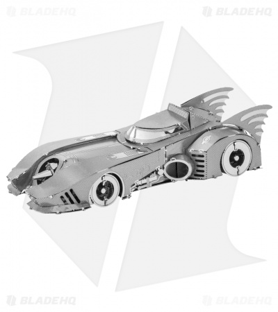 Batman 1989 Batmobile - Fascinations Metal Earth 3D Laser Cut Steel Models