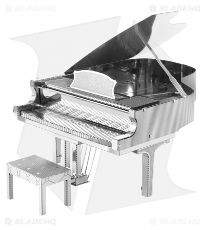 Grand Piano - Fascinations Metal Earth 3D Laser Cut Steel Models