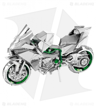 Kawasaki Ninja ICONX - Fascinations Metal Earth 3D Laser Cut Steel Models