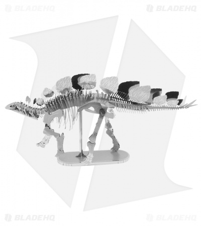Stegosaurus  - Fascinations Metal Earth 3D Laser Cut Steel Models