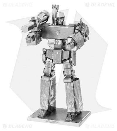 Megatron - Fascinations Metal Earth 3D Laser Cut Steel Models
