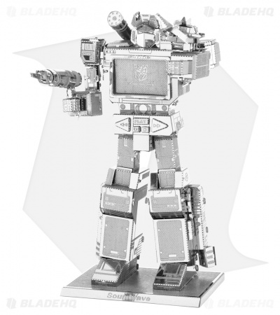 Soundwave - Fascinations Metal Earth 3D Laser Cut Steel Models