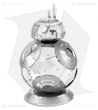 Star Wars BB-8 - Fascinations Metal Earth 3D Laser Cut Steel Models