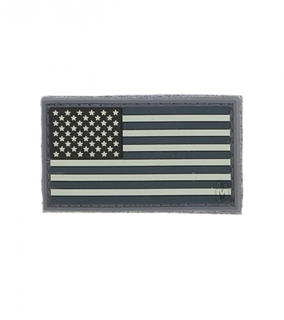 "Maxpedition Small 2"" x 1"" USA Flag Patch (SWAT) USA1S"