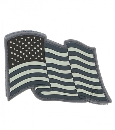 "Maxpedition Star Spangled Banner 3"" x 2"" Flag Patch (SWAT) STSBS"