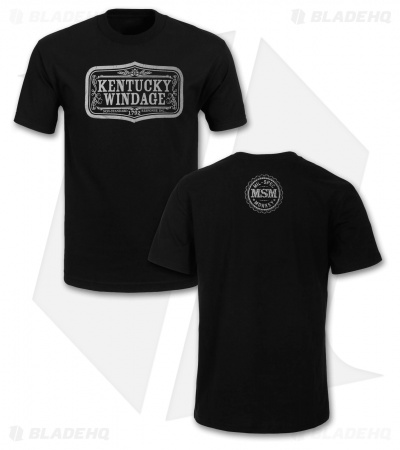 MSM Kentucky Windage T-Shirt (Black)