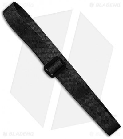 MSM ACU Belt RAW w/ Buckle (Black)