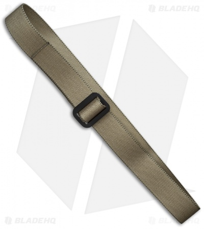 MSM ACU Belt RAW w/ Buckle (Coyote Brown)