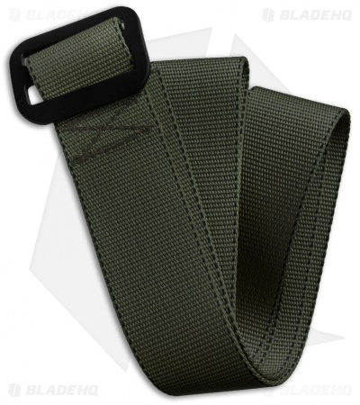 MSM ACU Belt RAW w/ Buckle (OD Green)