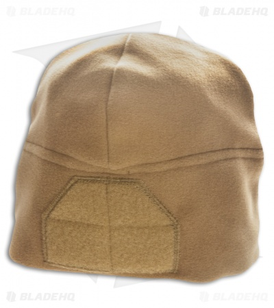 MSM Fleece Watch Cap + Loop Field (Coyote Tan)