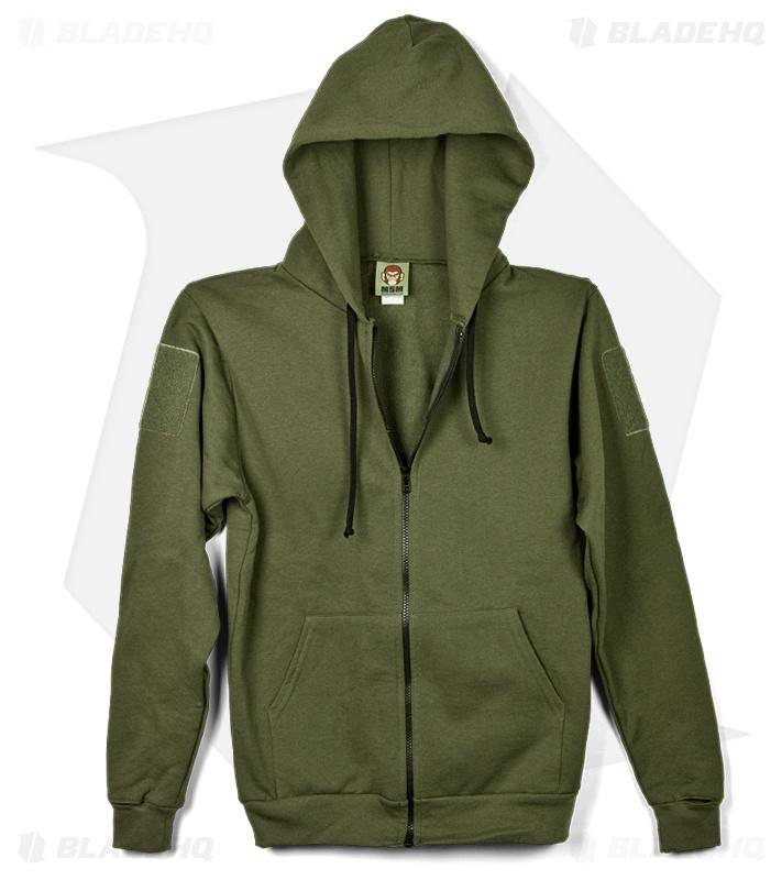 Shop Olive Green Hoodie UK | Olive