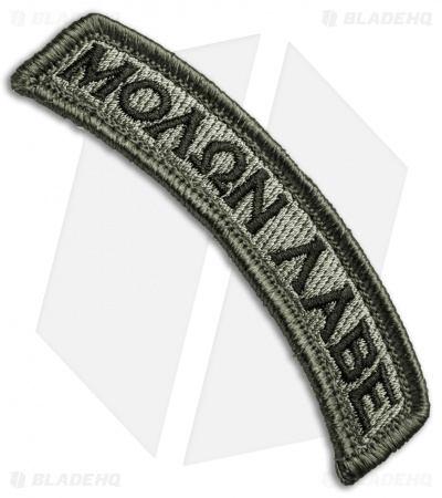 MSM Molon Labe Patch Hook Velcro Back (ACU-DARK)