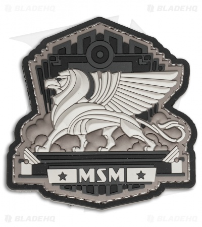 MSM Industrial Griffin PVC Patch (Urban)