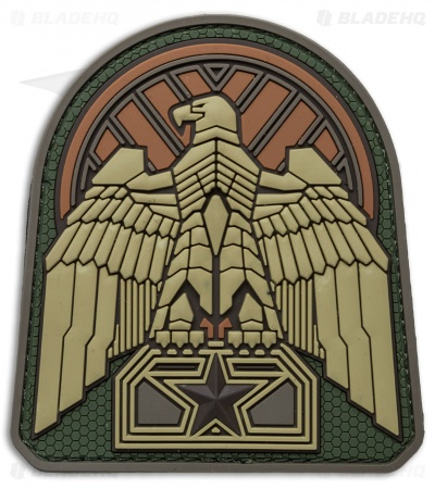 MSM Industrial Eagle PVC Patch (Multi-Cam)
