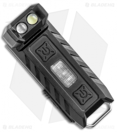 Nitecore Thumb LEO Titlable UV LED Worklight (45 Lumens)