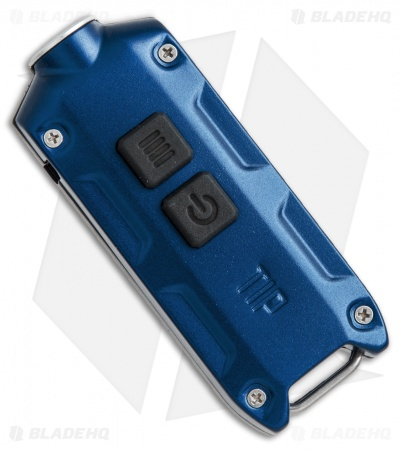 Nitecore TIP Blue Rechargeable Flashlight CREE XP-G2 S3 LED (360 Lumens)