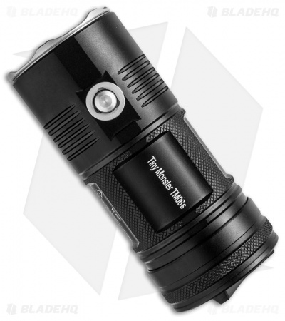 Nitecore TM06S Tiny Monster Flashlight CREE XM-L2 U3 (4000 Lumens)