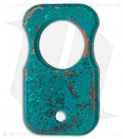 North Shore Kustoms NSK Equalizer Knuck Bottle Opener - Copper Patina