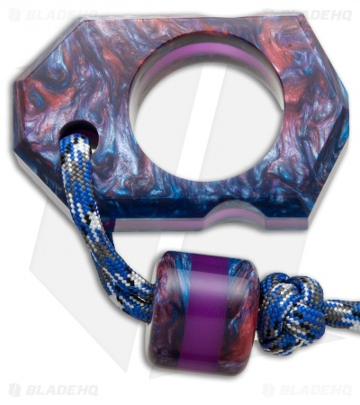 North Shore Kustoms NSK Custom Knuck - Red/Blue/Purple