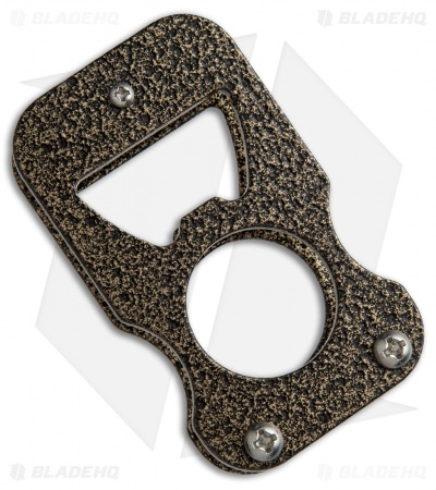 North Shore Kustoms NSK Malarkey Bottle Opener - Bronze Hammered