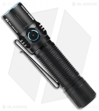 Olight M2R Warrior Rechargeable Tactical Flashlight Cree XHP35 HD (1500 Lumens)