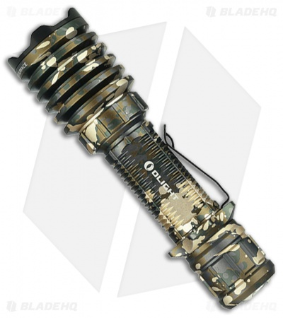 Olight Warrior X Pro Flashlight Limited Edtion Desert Camouflage (2250 Lumens)