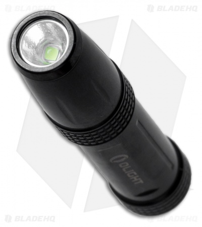 Olight i7R-Ti Gray Rechargeable Flashlight Cree XP-G2 LED (120 Lumens)