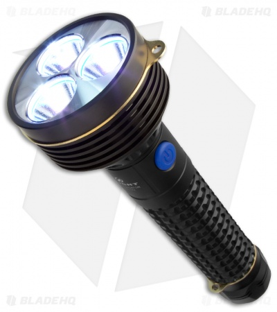 Olight SR96 Intimidator Flashlight 3 x Cree MK-R LED (4800 Lumens)