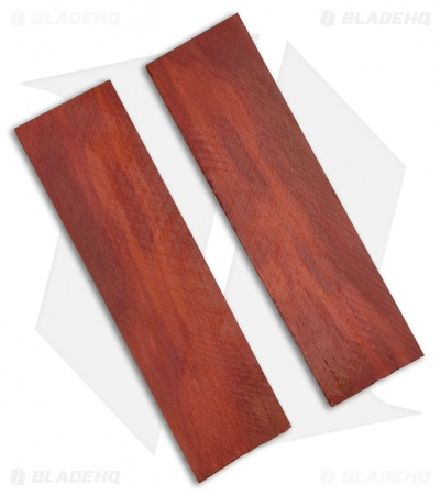 "Payne Bros. Redheart Wood Handle Scale Set (5.5"" x 1.5"" x 0.25"")"
