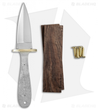 "Payne Bros Knife Kit Boot Dagger/Walnut (3.25"" Satin)"