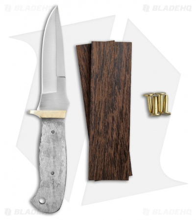 "Payne Bros Knife Kit Spear Point/Wenge (4.125"" Satin)"