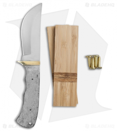 "Payne Bros Knife Kit LG Skinner/Bamboo (4.375"" Satin)"