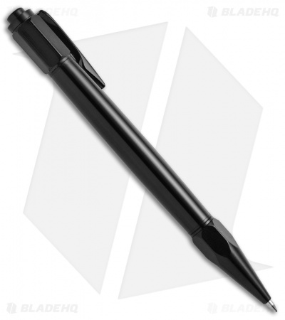 Penrod Garage Aluminum Blackout Click Pen