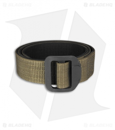 Propper 180 Belt w/ Black Buckle (Black/OD Green) F5618