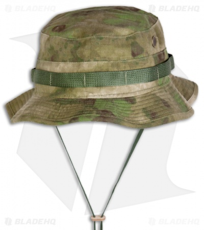 Propper Sun Hat/Boonie A-TACS Camo (Forest Green) F550238