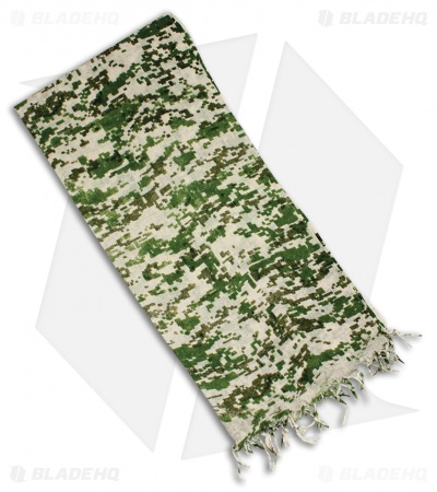 Red Rock Outdoor Gear Tactical Shemagh Head Wrap (Digi Camo)