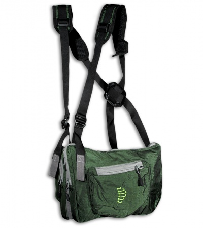 Ribz Alpine Green Front Pack (Medium) GRN-M-1000