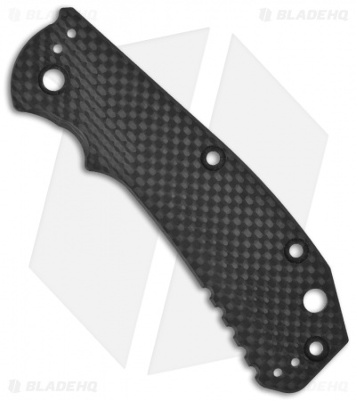 Zero Tolerance 0550/0551 Carbon Fiber G10 Replacement Scale by Hinderer Knives