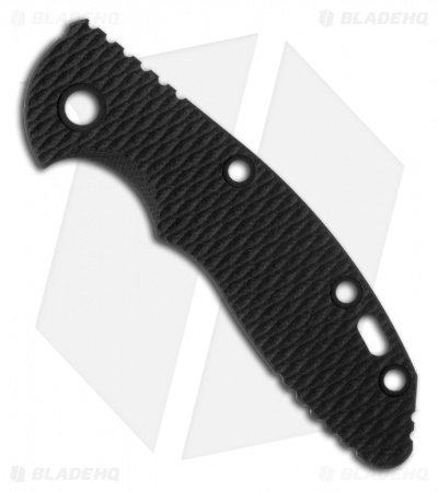 "Hinderer Knives 3.5"" XM-18 Black G10 Replacement Scale"