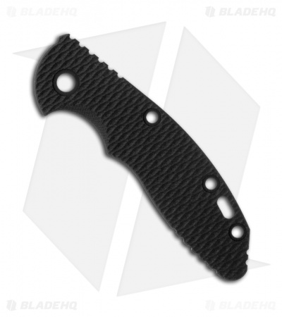 "Hinderer Knives 3"" XM-18 Black G10 Replacement Scale"