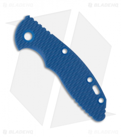 "Hinderer Knives 3"" XM-18 Blue G10 Replacement Scale"