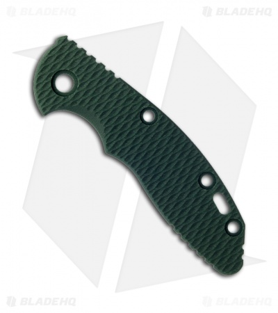 "Hinderer Knives 3"" XM-18 Dark Green G10 Replacement Scale"