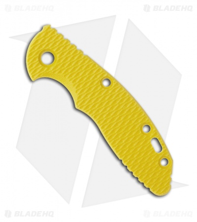 "Hinderer Knives 3"" XM-18 Yellow G10 Replacement Scale"