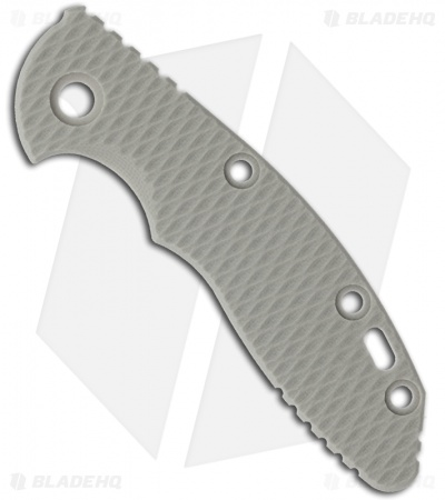 "Hinderer Knives 4"" XM-24 Grey G10 Replacement Scale"