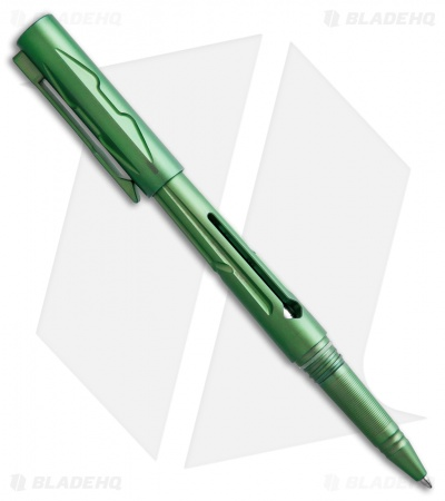 Rike Knife Titanium Tactical Pen - Green
