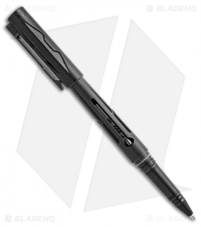 Rike Knife Titanium Tactical Pen - Smokewash