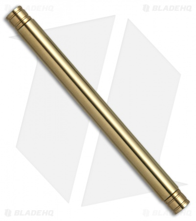 RNG Products EDC Toothpick Holder - Polished Brass