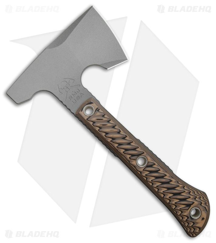 rmj tactical mini jenny hammer poll 9 5 tomahawk axe brown g 10